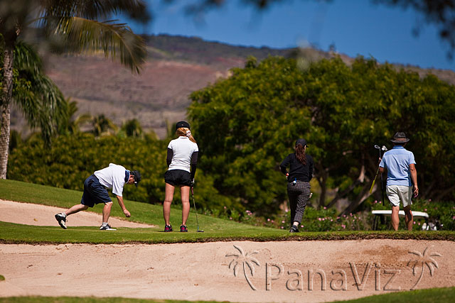 Golf at KoOlina Golf Club