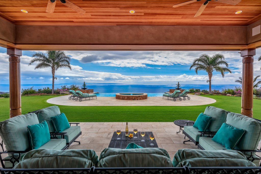 Hawaii Luxury Real Estate Photography