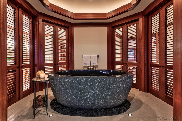 Maui Luxury Vacation Rental Photography - Bath