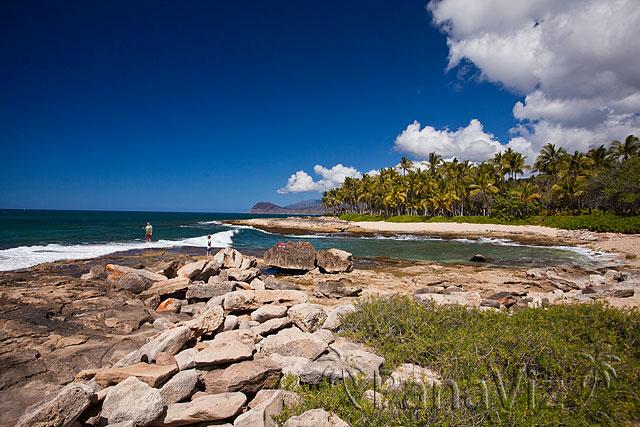 Natural KoOlina Beach