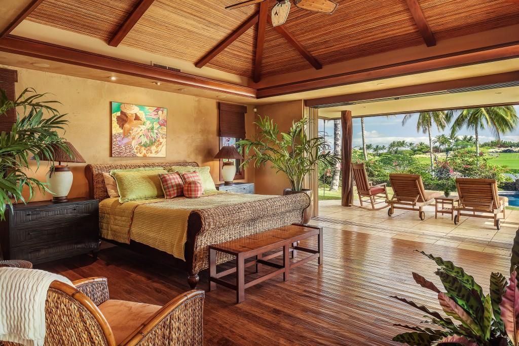 aster Suite with Mahogany Inlaid Ceiling & Honed Teak Floors   (MLS# 278609)